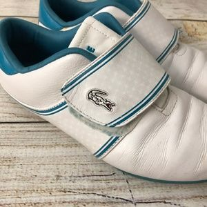 Lacoste Shoes - ☀️ Lacoste Sport 7 Velcro On Shoes Leather
